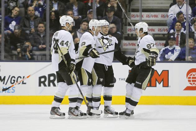 Penguins Move to 8-Team Division Next Season