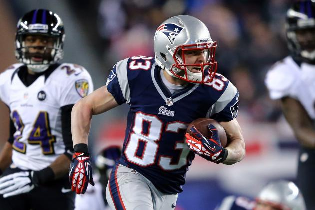 Welker: No Hard Feelings Toward Patriots
