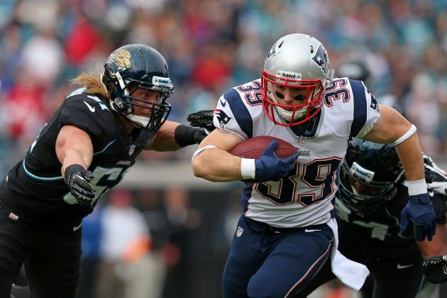 Chargers Reach an Agreement with RB Danny Woodhead