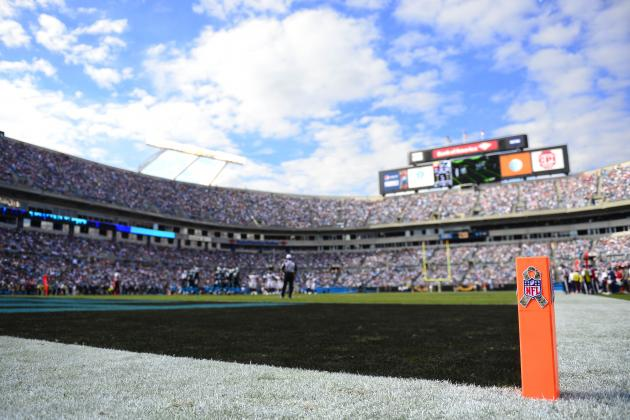 NC House Panel OKs Bill to Help with NFL Stadium