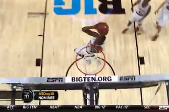 Victor Oladipo Threw Down a 360-Dunk to Cap off Indiana's Win