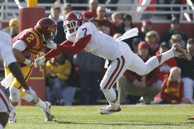 Nelson's Confidence Soars in OU's Defense