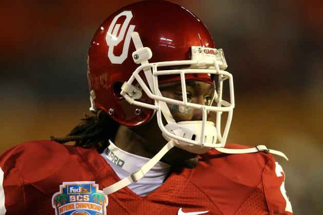 Former Oklahoma Safety Quinton Carter Facing Felony Charges