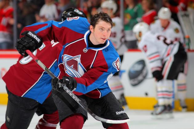Colorado Avalanche: Midseason Awards for Struggling Avs