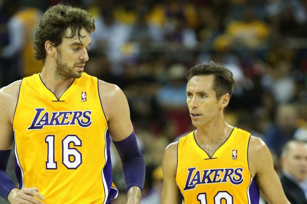 Pau Gasol: Lakers Star's Potential Return Is Necessary for Playoff Push