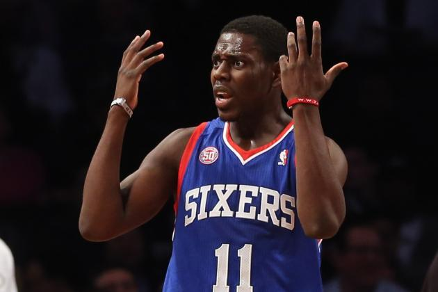 Sixers Mired in NBA's No-Man's Land