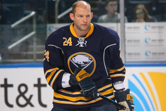Sabres Regehr Hasn't Been Asked to Waive No Trade