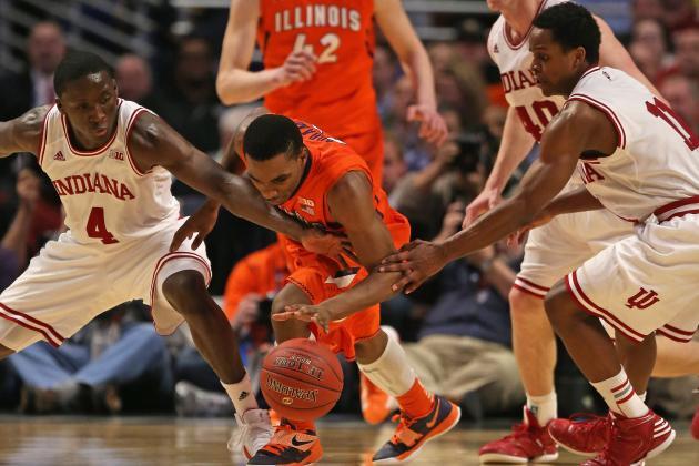Improved Defense Makes Hoosiers Title Contenders