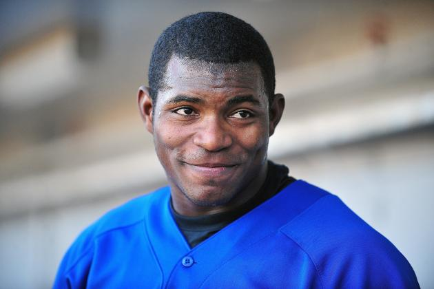 Yasiel Puig Probably Will Start Season in Minor Leagues for Dodgers