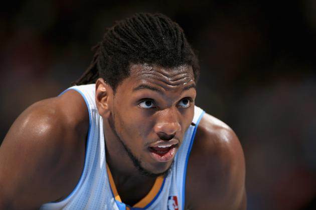 Nuggets' Kenneth Faried Honored by NBA for Promoting Gay Rights