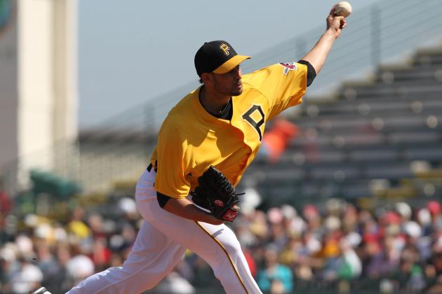 Pirates Jonathan Sanchez Now a Darkhorse for Rotation?