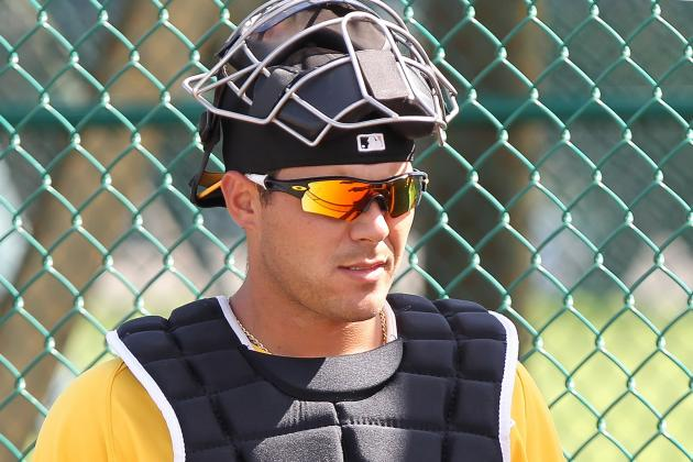 Pirates Tony Sanchez Should Not Be in Indianapolis Very Long