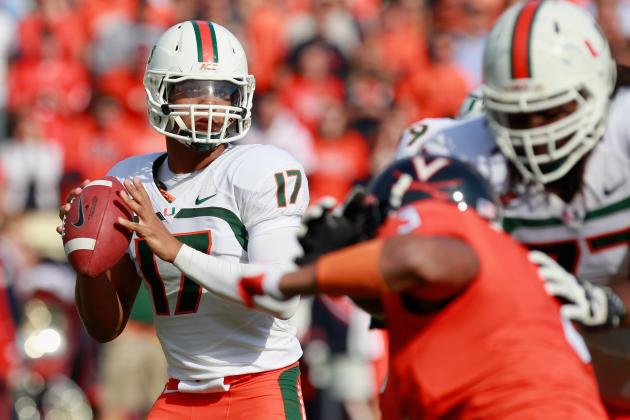 Can Stephen Morris Be the Leader the Miami Hurricanes Need?