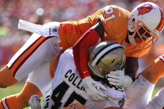 For Now, Eric Wright Still with Buccaneers