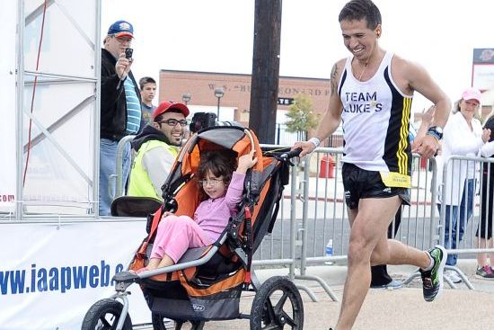 Terminal Brain Cancer Patient Winning Marathon Puts Things into Perspective