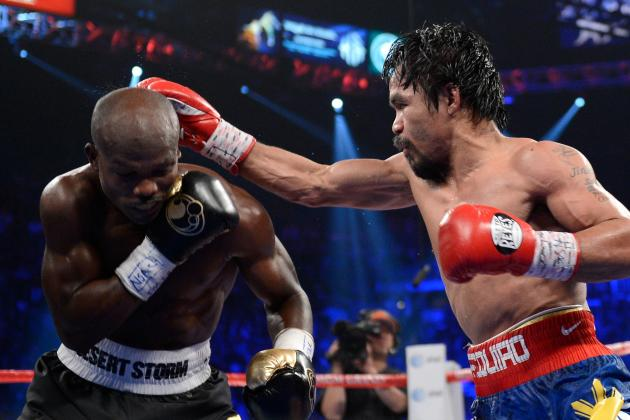 Manny Pacquiao vs. Timothy Bradley II Is Path to Redemption for Both Fighters