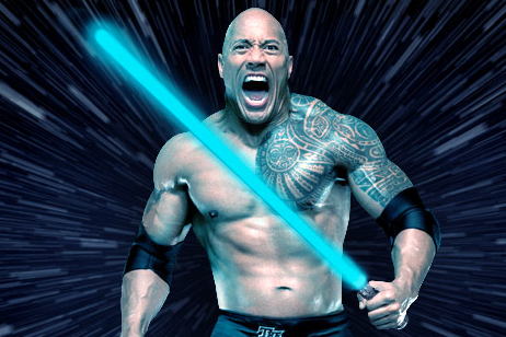 The Rock Wants in on the Next 'Star Wars'
