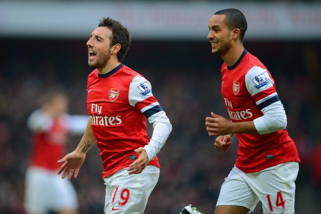 Swansea vs. Arsenal Live Stream: Viewing Guide, Preview and More for EPL Clash