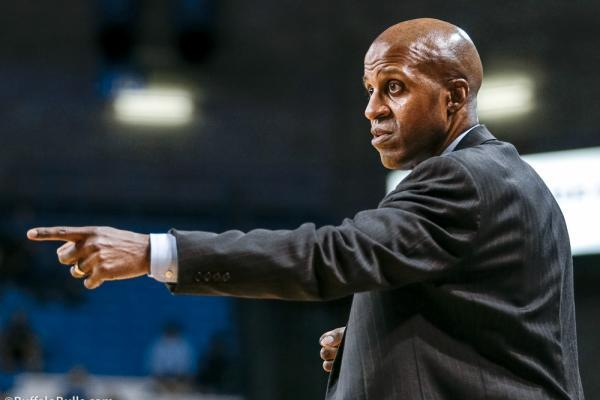 White Announces Change in Leadership for Men's Basketball Program
