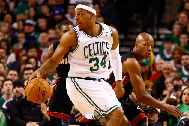 Celtics 'not Impressed' by Heat's Lengthy Streak