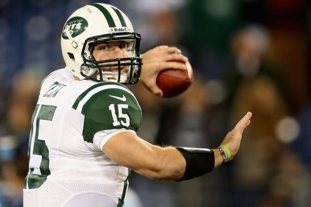 Tim Tebow: New York Jets' Offseason Moves Spell End of QB's Time in Big Apple