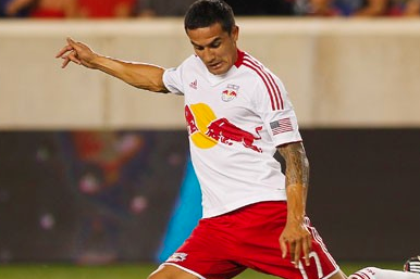 Red Bulls Tim Cahill and Roy Miller Called Up for International Duty