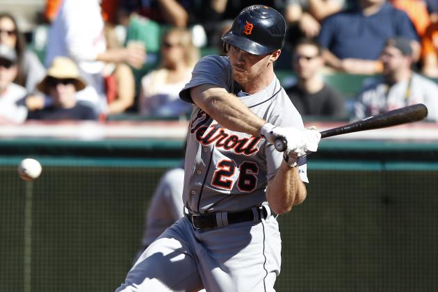 Report: Yanks Sign Ex-Tigers OF Boesch