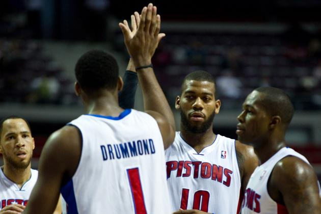 Greg Monroe Asked Pistons to Scout Andre Drummond Before NBA Draft