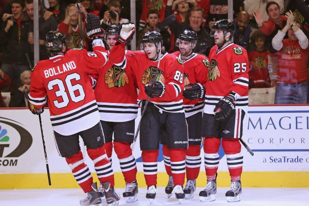 Chicago Blackhawks' Record Streak: Could Another NHL Team Match It?