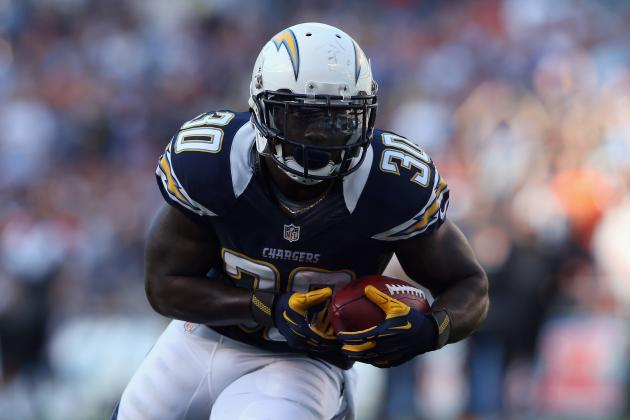 Chargers Re-Sign Ronnie Brown