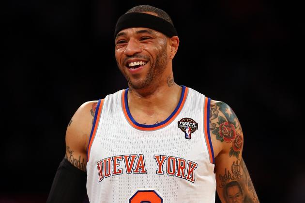Knicks Sign Kenyon Martin for Rest of Season