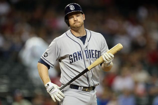 Chase Headley Would Be Perfect Replacement for David Wright at 2013 WBC