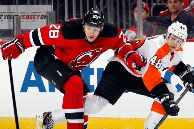 ESPN Gamecast: Devils vs. Flyers