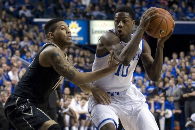 ESPN Gamecast: Vanderbilt vs Kentucky