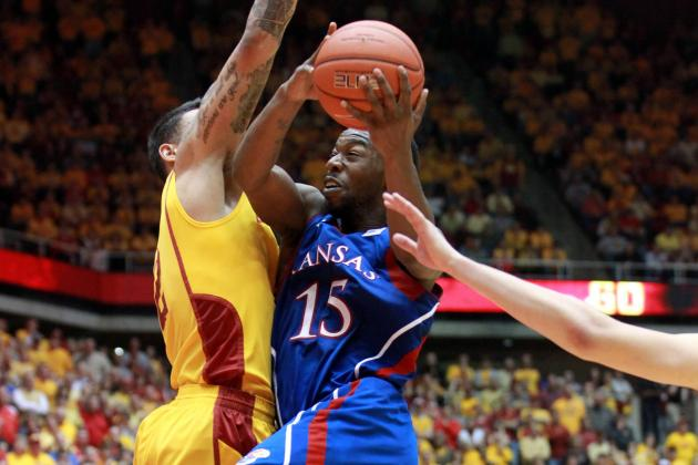 ESPN Gamecast: Iowa State vs. Kansas