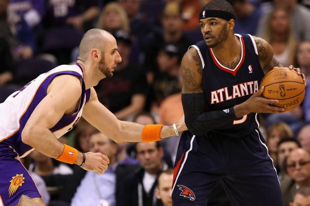 NBA Gamecast: Suns vs. Hawks