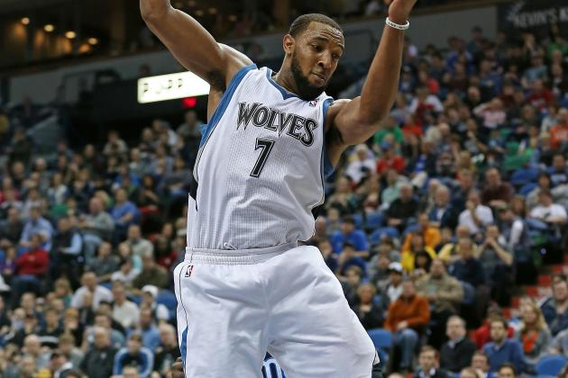 NBA Gamecast: T-Wolves vs. Rockets
