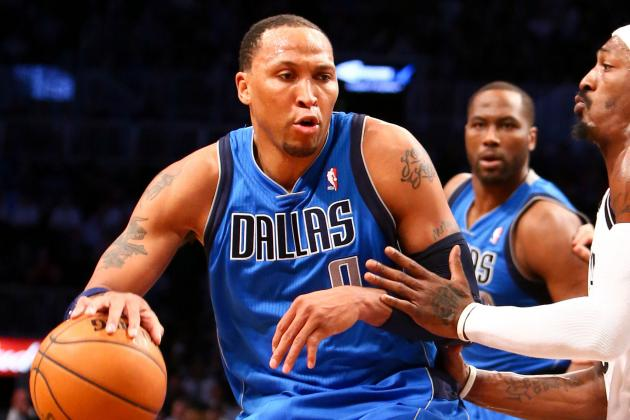 Shawn Marion Diagnosed with Strained Calf