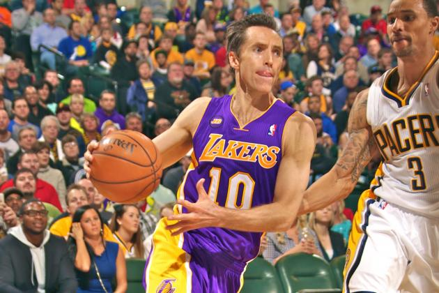 L.A. Lakers vs. Indiana Pacers: Live Score, Results and Game Highlights