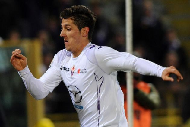 Arsenal Consider Transfer Record for 20m Jovetic