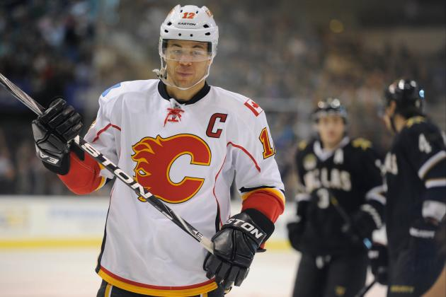 NHL Trade Rumors: Jerome Iginla, Marian Gaborik and Other Names Generating Buzz
