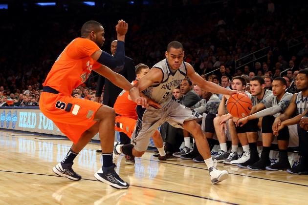 Syracuse vs. Georgetown: Twitter Reaction, Postgame Recap and Analysis