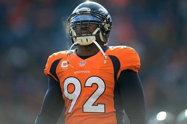 Broncos Release Statement on Dumervil