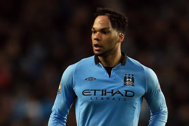 Man City Outcast Lescott Told He Can Leave for Just 4m