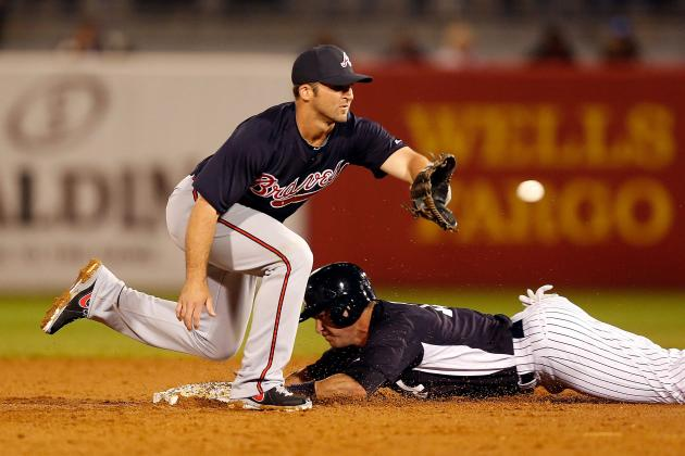 Atlanta Braves: How Long Is Dan Uggla's Leash?