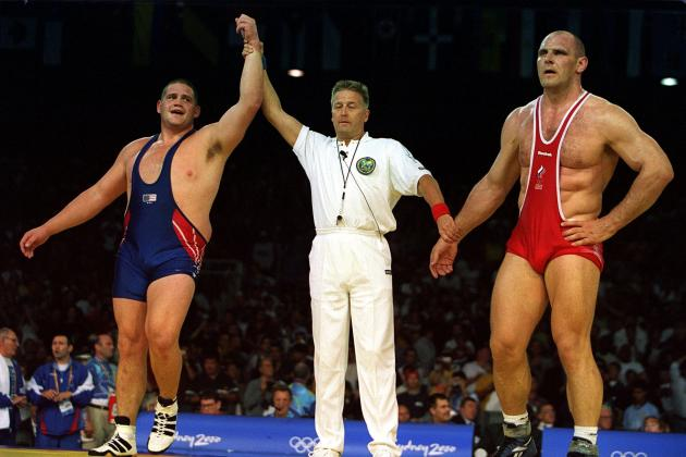Gardner Wrestling with New Olympic Challenge