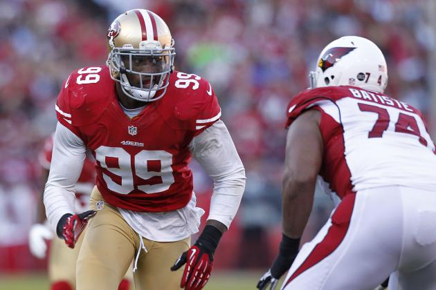 San Francisco 49ers' Aldon Smith Reportedly Has Shoulder Surgery
