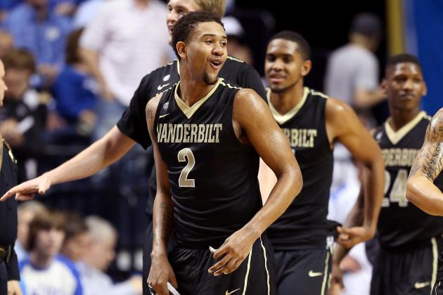UK Hammered by Vandy; Tourney Hopes Bleak