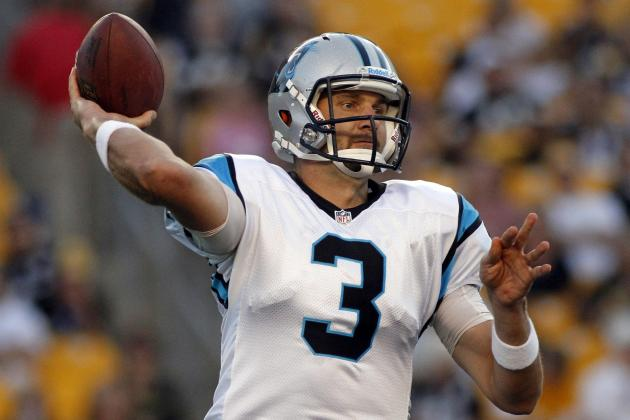 Backup QB Derek Anderson Re-Signs with Carolina Panthers