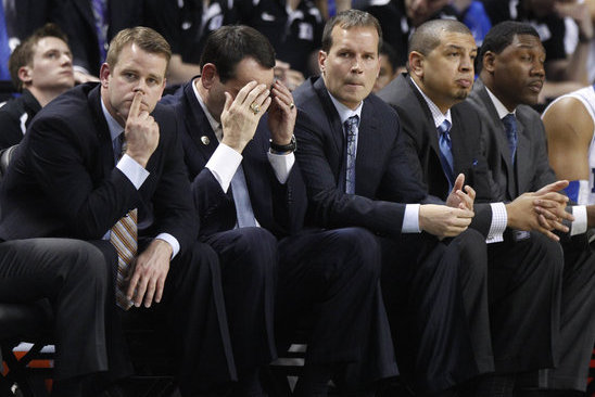 Maryland Ousts Duke from ACC Tournament, 83-74
